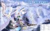 Туристически влак за ски сезона в Североизточен Китай