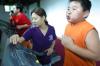 Общи усилия за справяне с проблема с наднорменото тегло