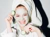 Няколко почистващи маски за лице с продукти от кухнята