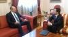 Президентът Румен Радев обсъди с посланик Дун Сяодзюн засилване на международното сътрудничество против коронавируса