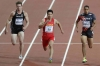Китайският топ спринтьор ветеран Су Бингтиан се готви са олимпиадата в Токио през 2020 г.