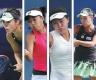 Осем китайски тенисистки се борят за титли на US Open в Ню Йорк