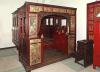 Червената позлатена и лакирана дърворезба - джудзин(ци) мудяо