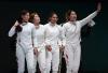 Китайският тим по фехтовка - сплав между опита и младостта
