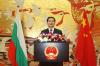 Китай и България са свързани с дълбоко традиционно приятелство