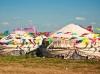 Култ на монголците към белия цвят