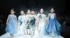 Китайски деца на модния подиум в Ню Йорк